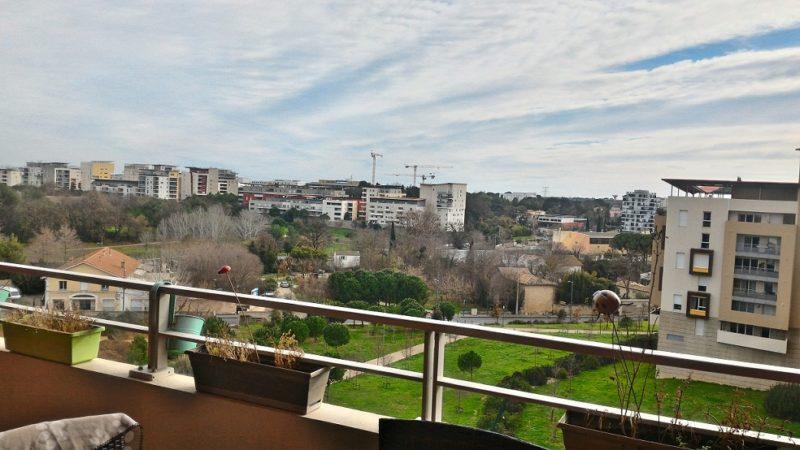 vente appartement Montpellier la Lironde