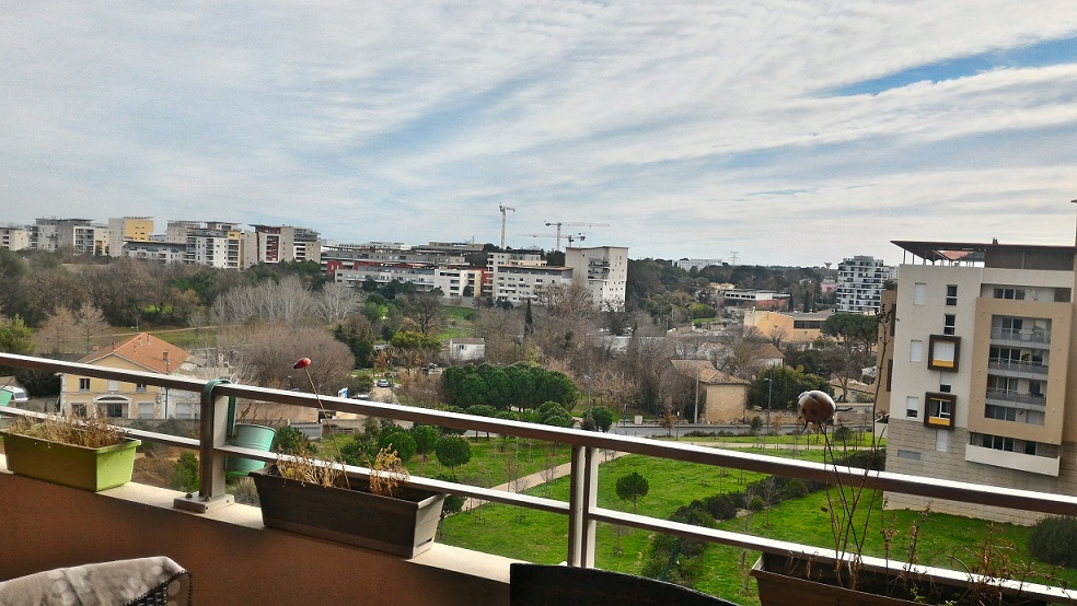 vente appartement Montpellier la Lironde