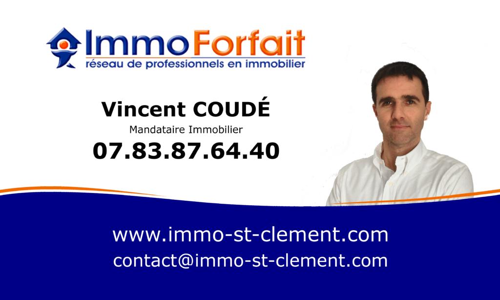 Vincent Coudé Agent commercial Immobilier