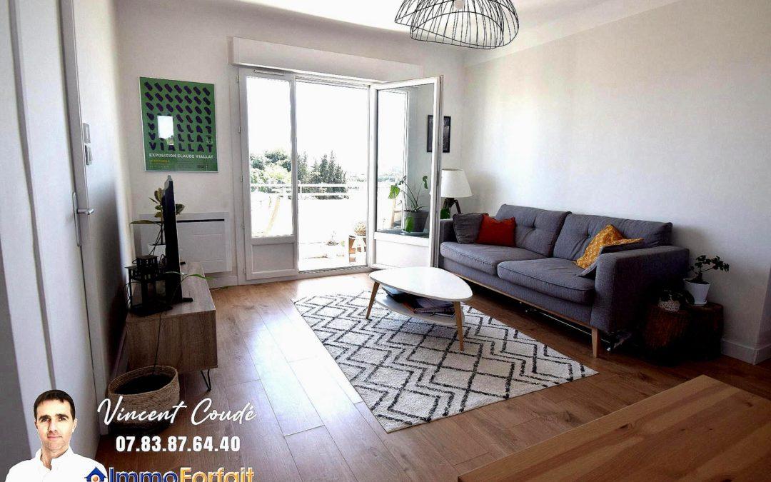 vente appartement T3 Castelnau le lez