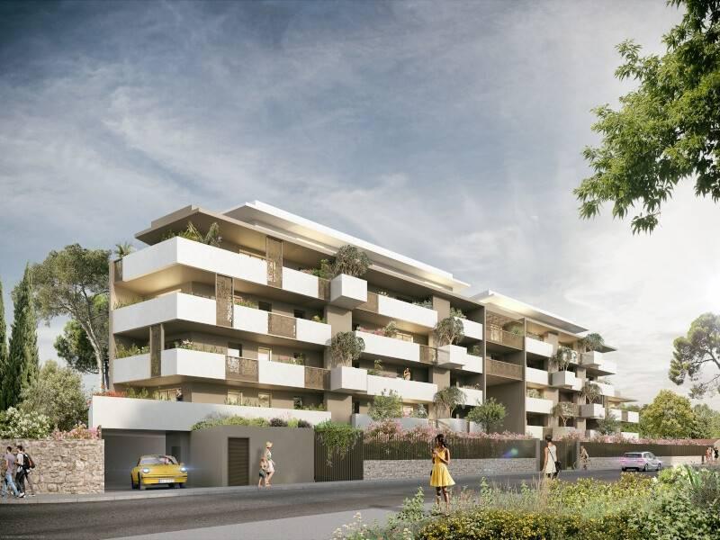 Vente Appartement T4 avec 126m2 de terrasse