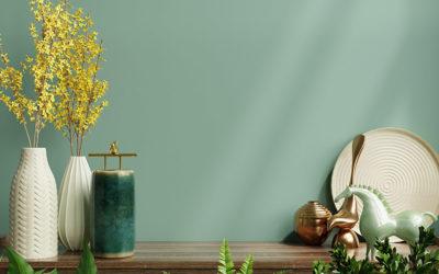 Comment utiliser les plantes et les matières naturelles dans la décoration?