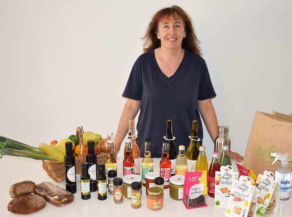 Biotentik vente de produits bio livraison de paniers de fruits et légumes bio Montpellier
